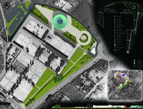Riqualificazione area cimiteriale Chiesanuova