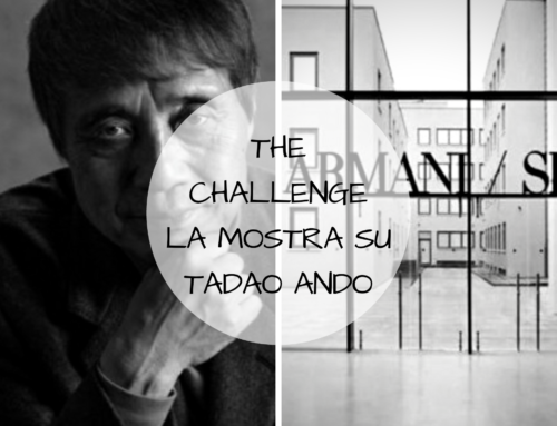 THE CHALLENGE, LA MOSTRA SU TADAO ANDO.