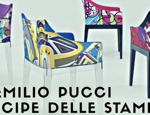 """EMILIO PUCCI: """"IL PRINCIPE DELLE STAMPE"""""""